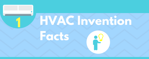 HVAC invention fact