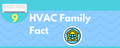 HVAC Family Fact