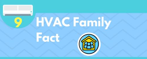 HVAC Family Fact