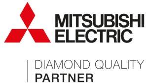 Mistubishi Electric Diamond Quality Partner
